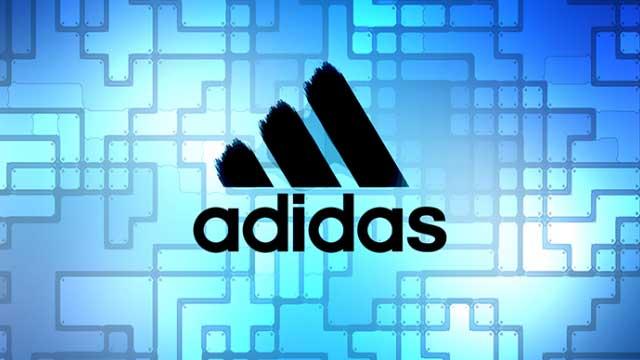 Adidas logo for team sports logo builder.