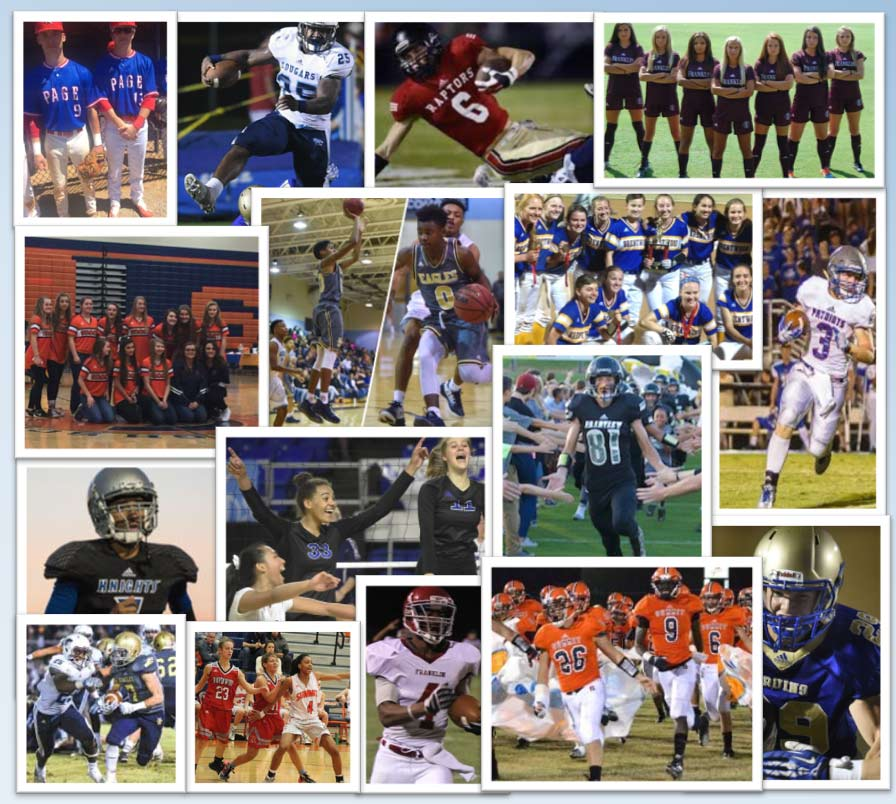 Picture of Mathews Team Sports clients.